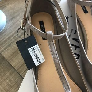 Forever 21 Shoes - Forever 21 - Grey/Creme Shoes